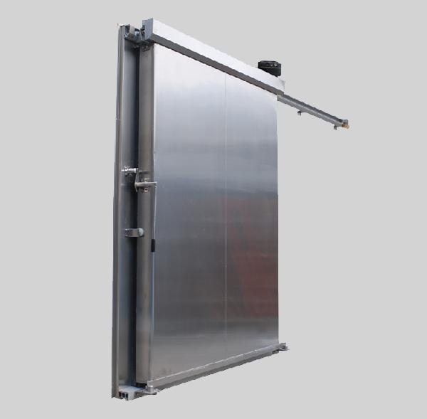 重型电动冷库平移门
