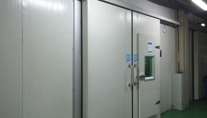 实验室冷库门