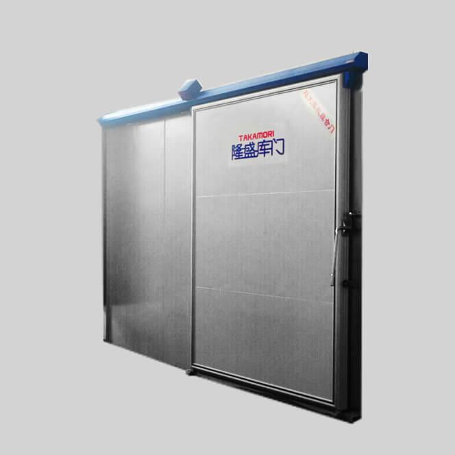 ZDLM型电动平移冷库门